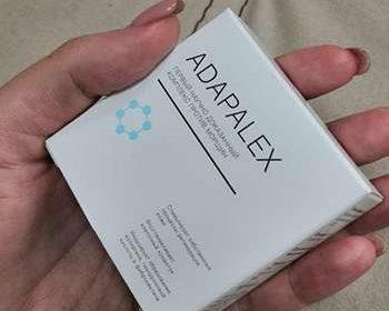 Внешний вид средства Adapalex от морщин