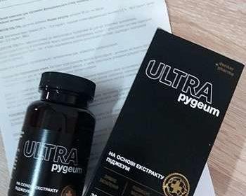 Средство Pygeum Ultra и инструкция к применению